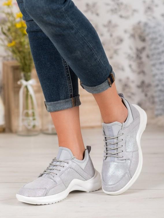 Kožené športové topánky Vinceza