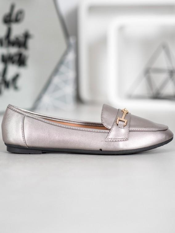 Štýlová obuv z eko kože