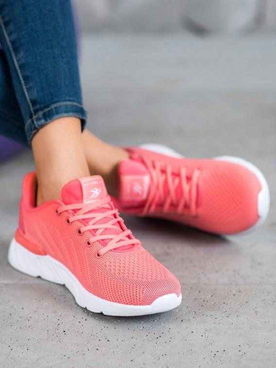 Ľahké dierkované športová topánky