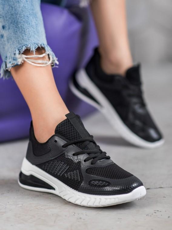 Viazané topánky so sieťkou