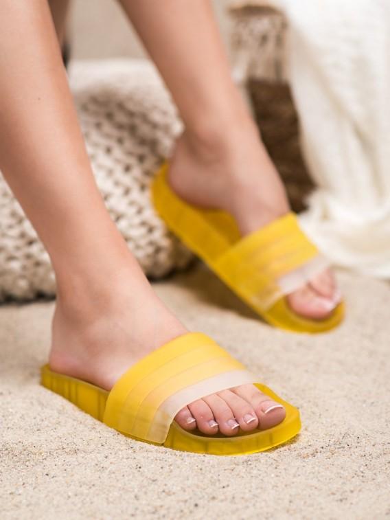 Žlté šľapky