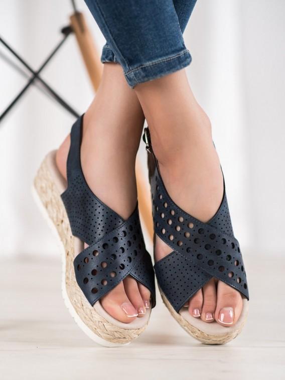 Sandále espadrilky