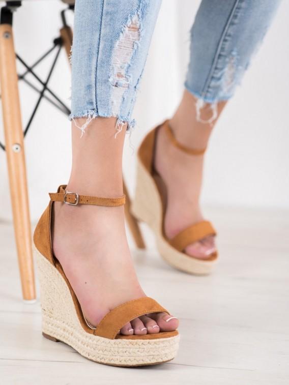Sexy sandálky na kline