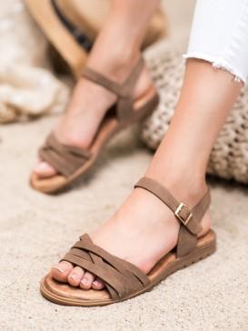 Klasické sandále s prackou