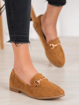 Elegantné nazúvacie topánky
