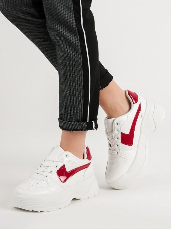 Sneakersy na platforme