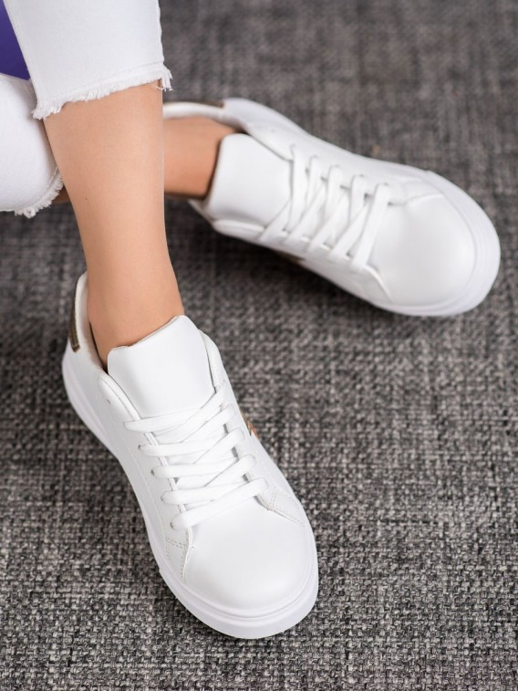 Módne topánky z eko kože