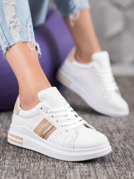 Sneakersy z eko kože