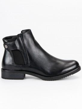 Pohodlné ploché topánky