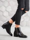 Rockové topánky z eko kože