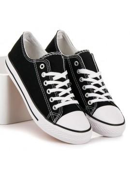 Čierne tenisky