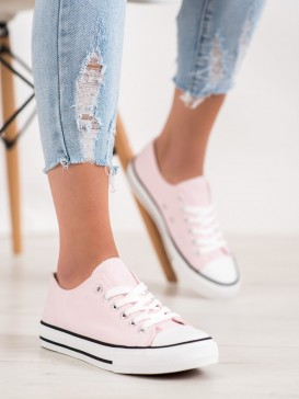 Ružové tenisky