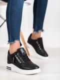 Čierne sneakersy Evolutions