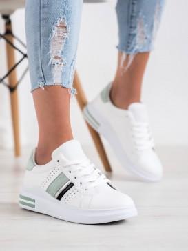 Sneakersy so semišovým vzorom