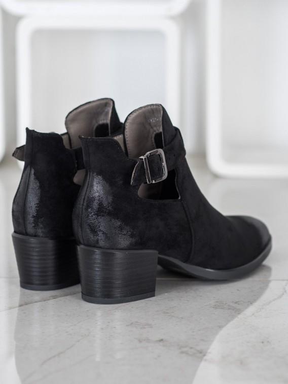 Štýlové členkové topánky
