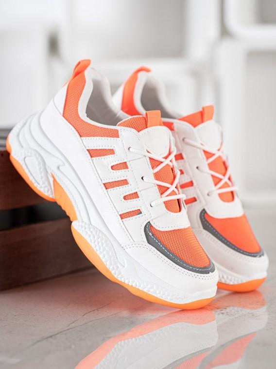 Pohodlné sneakersy so sieťkou