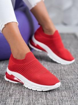 Nazúvacie textilné sneakersy