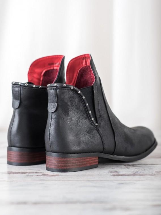 Štýlové topánky na zips