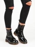 Lakované topánky Glady McKey GL430/18B