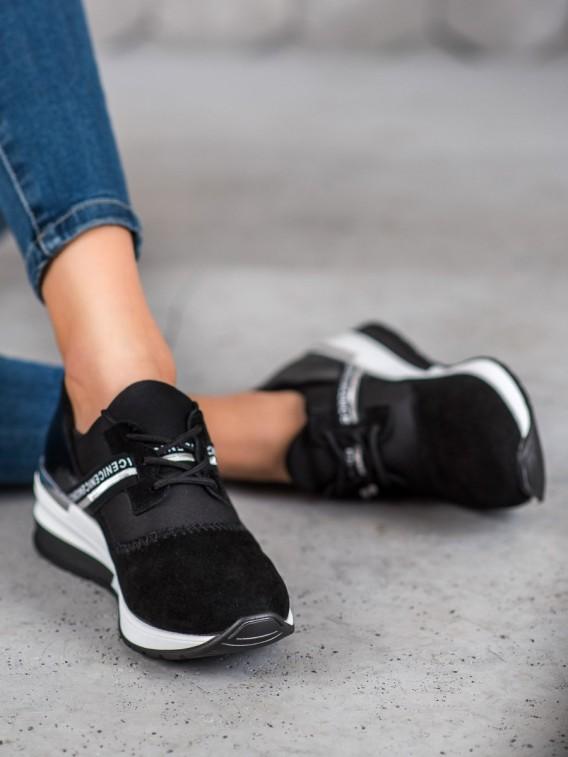 Kožené sneakersy Nice