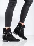 Zdobené členkové topánky