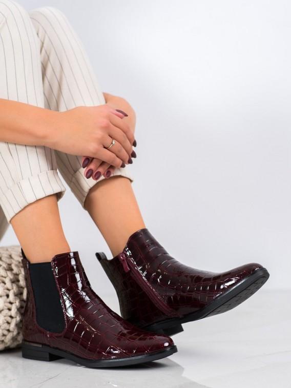Lakované topánky