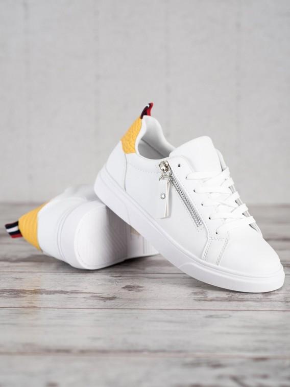 Topánky športové na suchý zips
