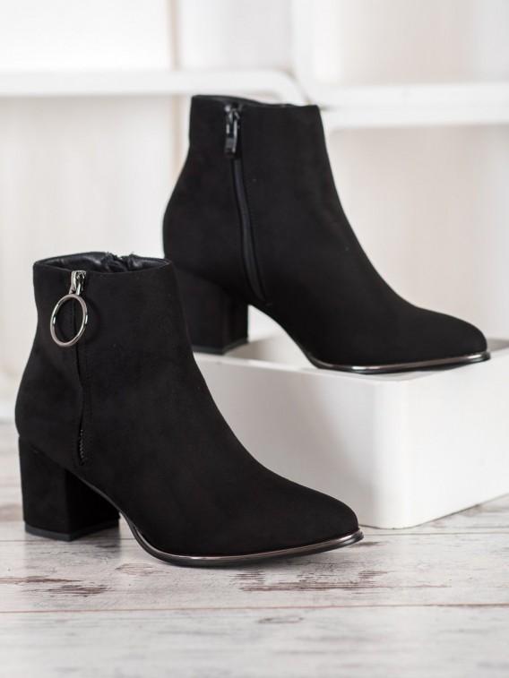 Topánky na zips