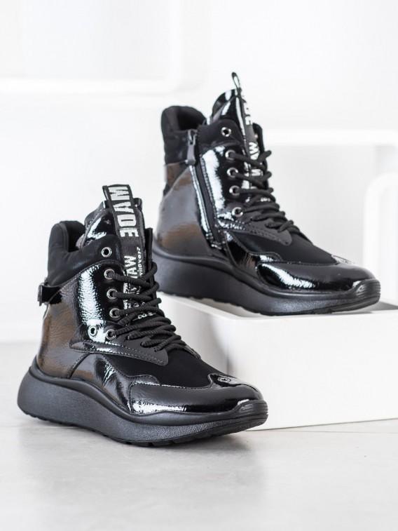 Športové topánky zateplené