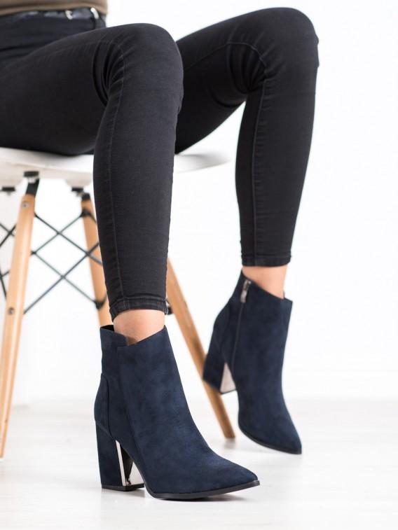 Tmavomodré Fashion topánky