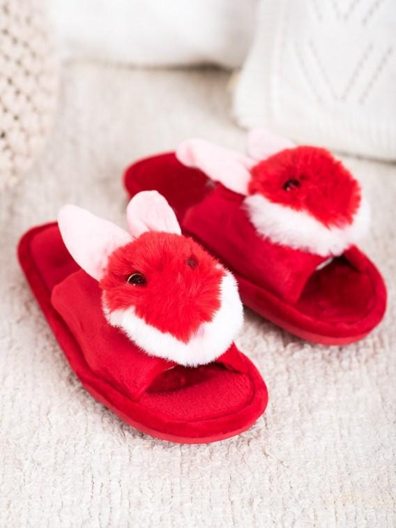 Papuče so zajacom