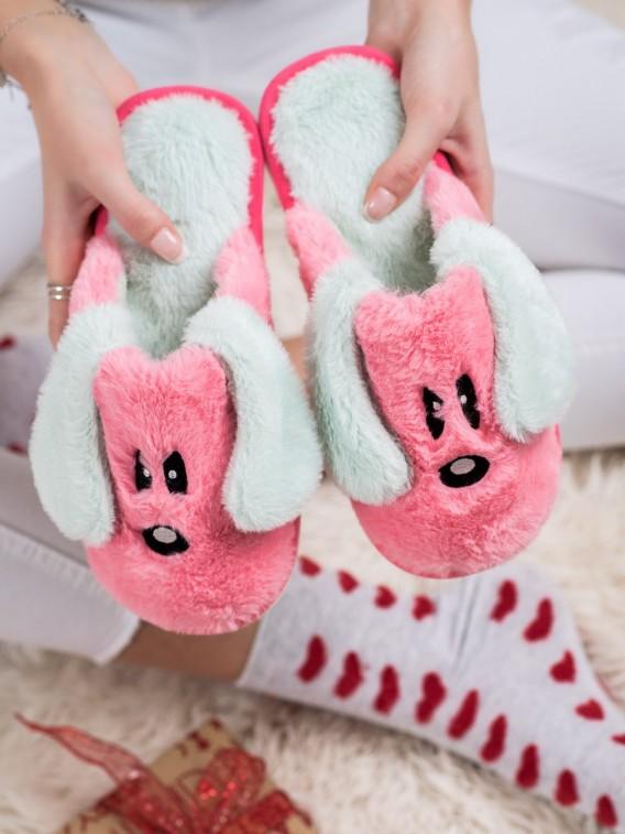 Papuče v tvare psa