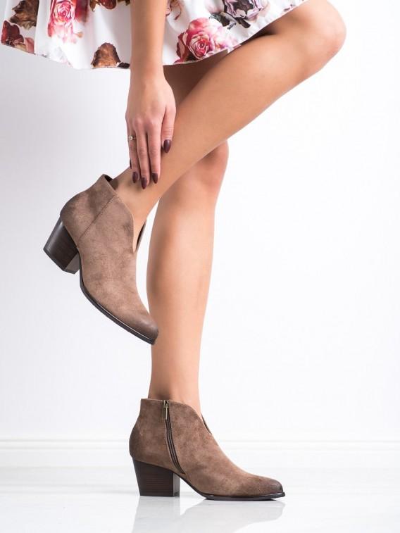 Nízke členkové topánky Vinceza