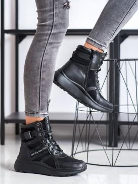 Zateplené športové topánky