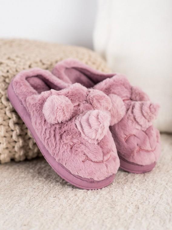 Dámske papuče Jednorožec
