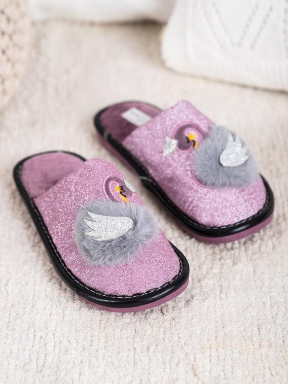 Štýlové papuče s motívom