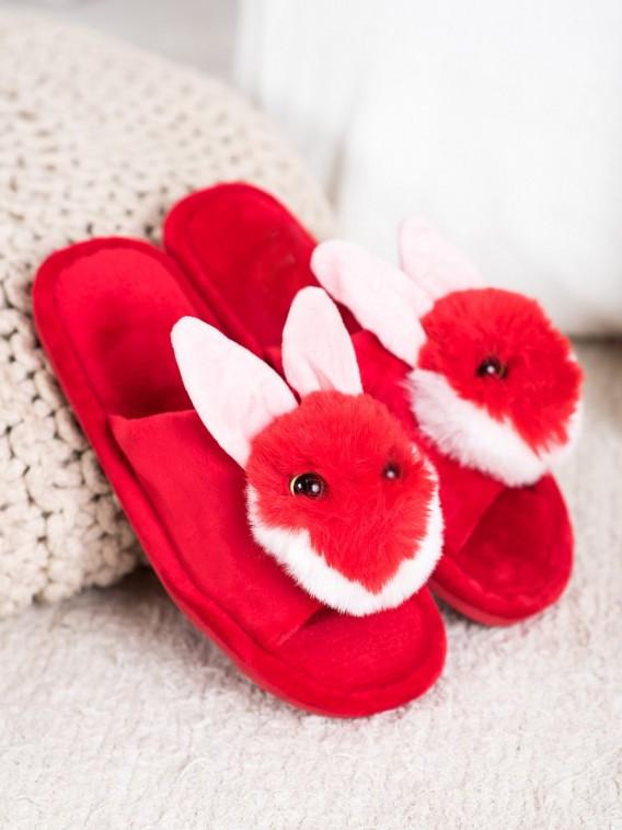 Papuče s králičkom