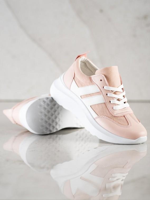 Športové topánky na platforme