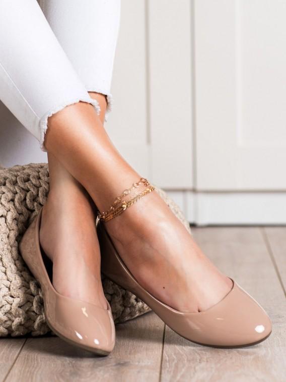 Lakované baleríny