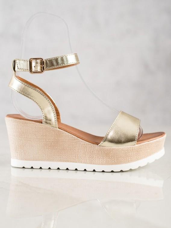 Klasické sandálky na kline