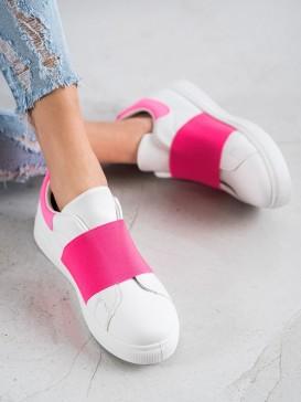 Nazúvacia obuv s gumou
