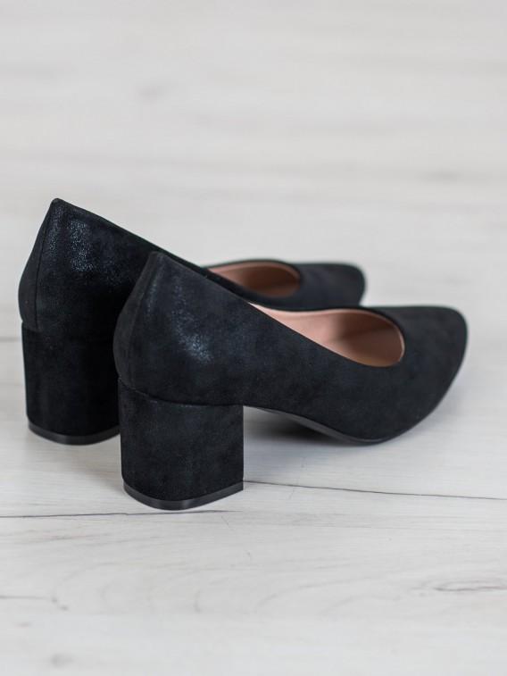 Klasické topánky na podpätku