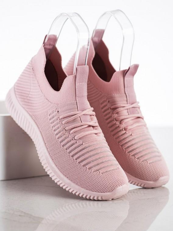 Ružové sneakersy McKeylor