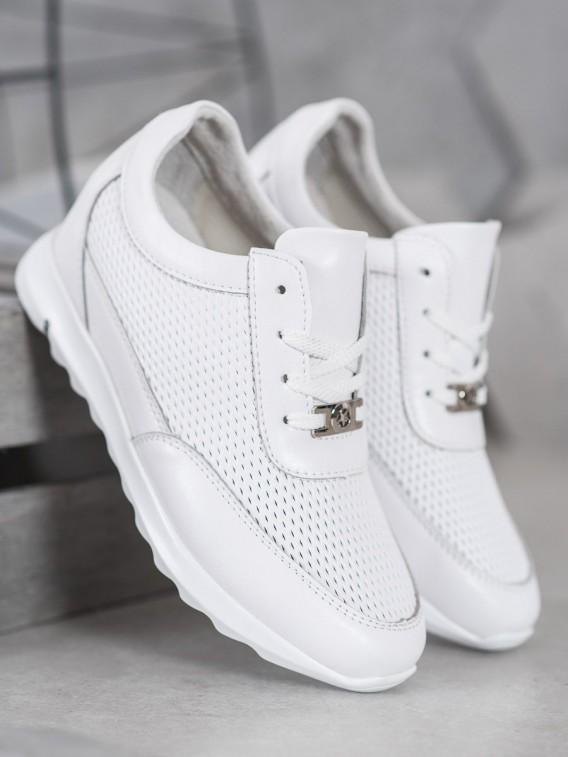Sneakersy z kože Vinceza
