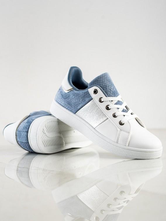 Módne šnurovacie sneakersy