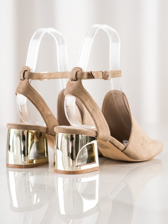 Štýlové sandálky