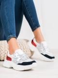 Kožené farebné sneakersy