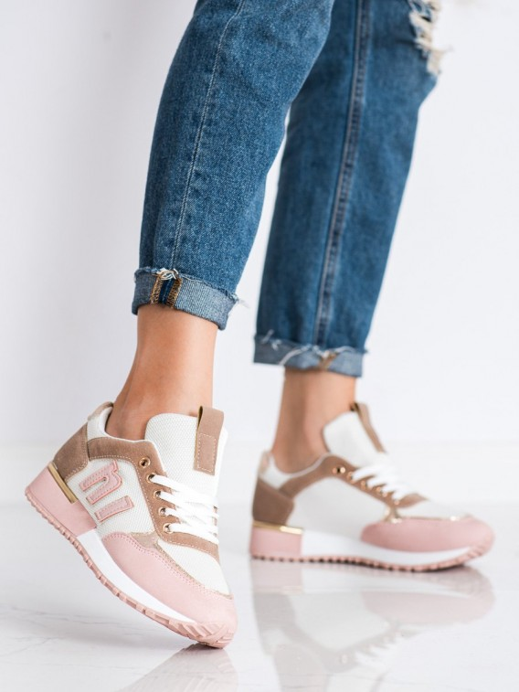 Topánky športové so sieťkou