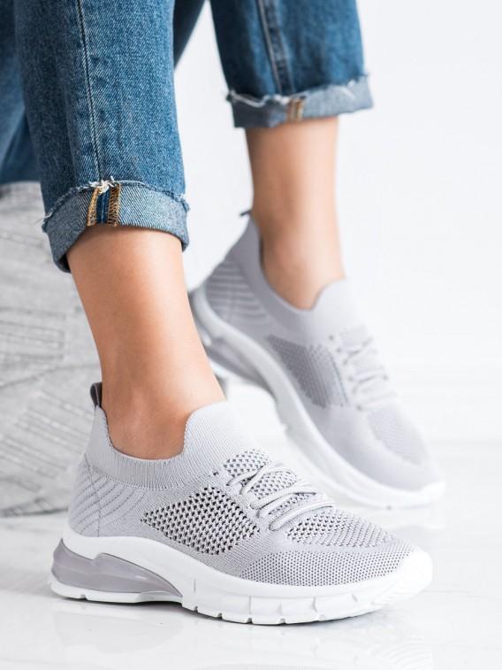 Šnurovacie dierkované sneakersy