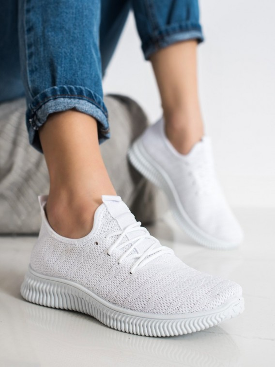 Ľahké textilné športové topánky